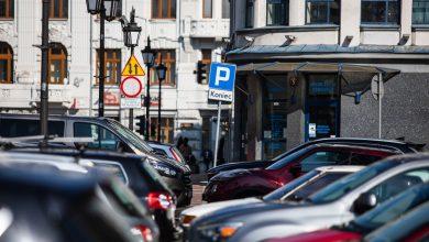 Bielsko zmienia ceny za parkingi. Za darmo już nie będzie, ale pierwsza godzina będzie tańsza. Fot. UM Bielsko-Biała