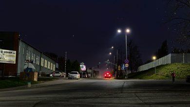 Bytom masowo instaluje lampy LED'owe. Będzie 160 nowych. Fot. UM Bytom