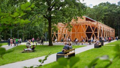 Gliwice: Miasto szuka inwestora na przestrzeń wokół tężni. Fajnie jakby powstała tam jakaś gastronomia (fot.Um Gliwice)