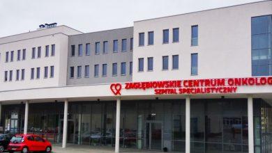 Zagłębiowskie Centrum Onkologii w Dąbrowie Górniczej: Wszystkie oddziały szpitala przechodzą w tryb ostrodyżurowy