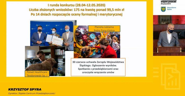 1,4 mld zł trafiło do przedsiębiorców ze śląskiego. To Śląski Pakiet dla Gospodarki