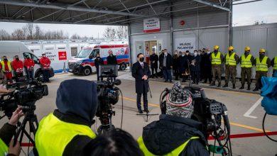 Nowy szpital tymczasowy. Przygotował go PKN Orlen (fot.PKN Orlen)