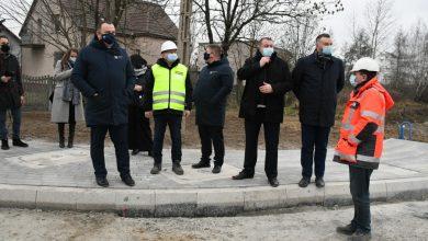 Rondo przy Mechaniku było bardzo oczekiwane przez mieszkańców. Poprawiło ono komfort komunikacyjny w centrum Raciborza (fot.slaskie.pl)