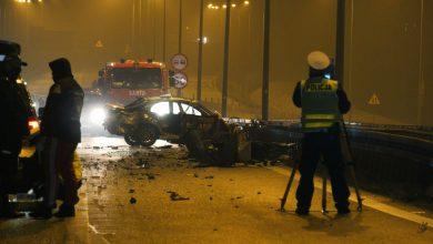 Czołowe zderzenie ciężarówki i osobówki na S1 w Pyrzowicach. Są nowe fakty