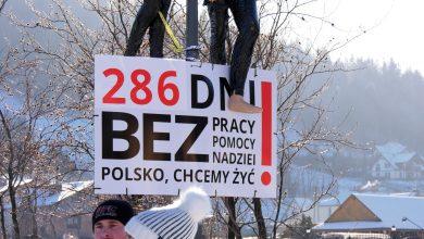 Protestują przeciwko zamykaniu biznesów i obostrzeniom. Przedsiębiorcy w Szczyrku się zbuntowali!