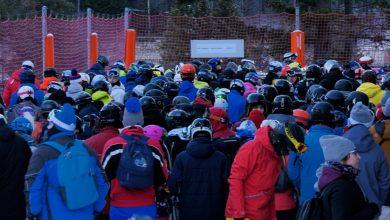 28 grudnia zamykają wyciągi. Więc w Beskidy pojechali dzisiaj wszyscy. Absolutnie wszyscy