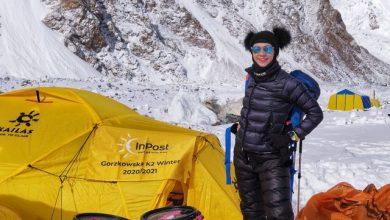 Gorzkowska już pod K2. Zaczyna się walka o zdobycie szczytu. Fot. FB/Magdalena Gorzkowska – Szczyt Twoich Marzeń