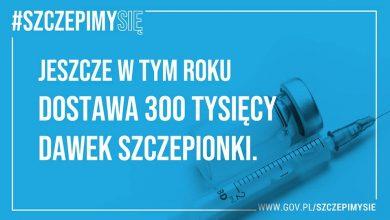 Min.Dworczyk: 300 tysięcy dawek szczepionki na koronawirusa jeszcze w tym roku w Polsce! (fot.KPRM)