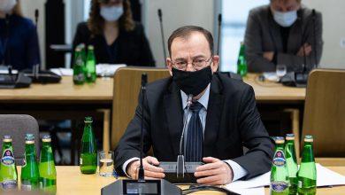 """""""Wirus nie wybiera"""". Szef MSWiA o działaniach policji w trakcie protestów (fot.MSWiA)"""