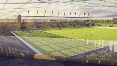 GKS Katowice będzie grał mecze na imponującym stadionie. Miasto rozpisało już przetarg (fot.UM Katowice)