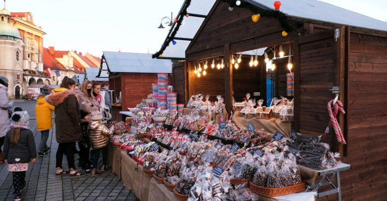 Świąteczny Weekend Zakupów, czyli świąteczny jarmark rozpoczął się w Pszczynie!