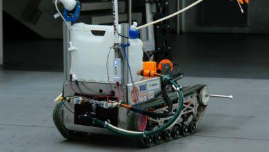 Śląsk rzuca na wojnę z koronawirusem robota! Sztuczna inteligencja dezynfekuje z koronawirusa