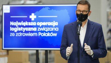 45 mln szczepionek trafi do Polski. W lutym 2021 roku będziecie mogli zaszczepić się przeciwko Covid-19 (fot.premier.gov.pl)