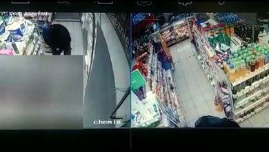 Szokujące WIDEO! Bandyci skatowali do nieprzytomności ekspedientkę i okradli sklep