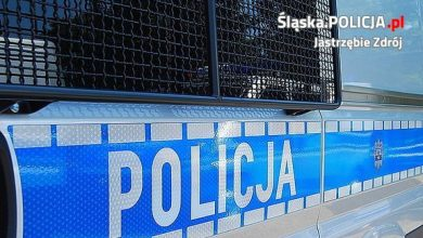 77-letni mieszkaniec Jastrzębia wyrzucony na bruk. Bo znęcał się nad żoną. Fot. Policja Śląska