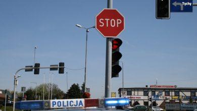 Tychy: przeszedł na czerwonym świetle, trafił do aresztu. Fot. Policja Śląska