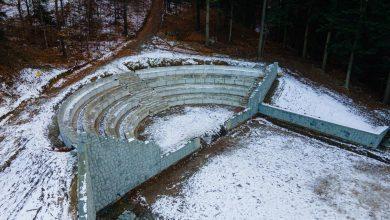 Amfiteatr w Bielsku to będzie prawdziwa petarda! Koszt rekonstrukcji to ponad 2,3 mln zł. Fot. UM Bielsko-Biała