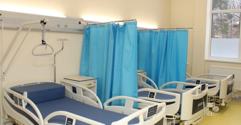 Szpital Śląski w Cieszynie otwiera nowy obiekt - kompleks leczenia chorób zakaźnych ichorób płuc (fot.materiały prasowe)