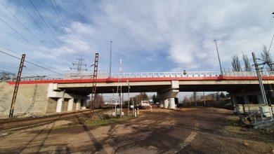 Nowy wiadukt w Rybniku otwarty. Kosztował prawie 10 mln zł. Fot. UM Rybnik