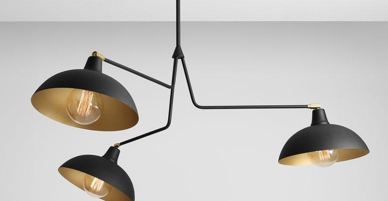 Kinkiety i plafony sufitowe - nietuzinkowe lampy, na które warto postawić (fot.materiały prasowe partnera)
