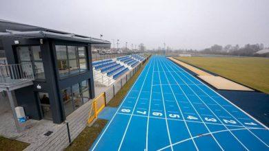 Arena lekkoatletyczna w Tychach gotowa. Fot. UM Tychy