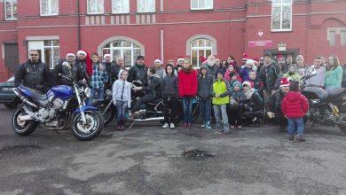 W Bytomiu Mikołaje przywiozą prezenty na motocyklach. Fot. UM w Bytomiu