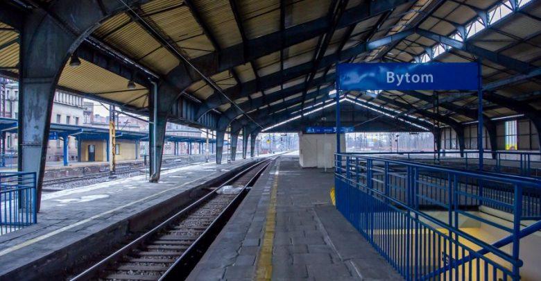 Z Bytomia do Chorzowa Batorego. Nowa linia kolejowa powstanie za ponad miliard złotych! (fot.UM Bytom)