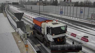 Akcja Zima w Gliwicach. Odśnieżarki ruszyły na ulice (fot.UM Gliwice)