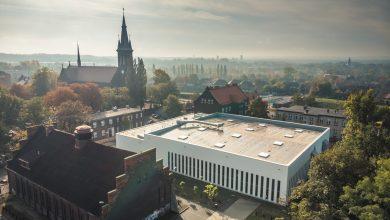 Zabrze wybudowało najnowocześniejszą salę gimnastyczną w południowej Polsce (fot. UM Zabrze)