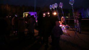 Na pokazy przychodzą tłumy! Policja i prokuratura sprawdza iluminacje w Mysłowicach
