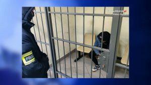 Dziś Kacper Ś. został przesłuchany przez policję i przewieziony do sądu. Za zabójstwo nie odpowie na pewno jak osoba dorosła, bo wczoraj skończył 15 lat
