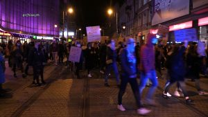 Strajk Kobiet znowu wyszedł na ulice. Protestujących rozwścieczyła publikacja wyroku ws. aborcji
