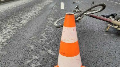 Tychy: Śmierć na Mikołowskiej. Nie żyje 52-letnia rowerzystka (fot.KMP Tychy)