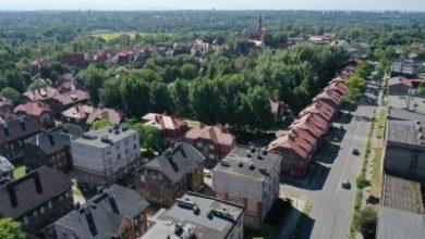 Powstałe w latach 1907 - 1922 osiedle Nowa Kolonia Robotnicza wybudowane dla pracowników Huty Julia oraz kopalni Hrabina Johanna. [fot. UM Bytom]