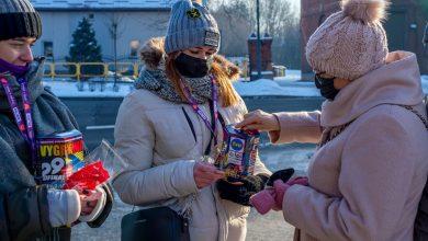 WOŚP w Bytomiu. Wolontariusze na ulicach, internetowe licytacje oraz stacjonarne puszki (fot. UM Bytom)