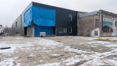 Bytom: Co nowego na placu budowy lodowiska? (fot.UM Bytom)