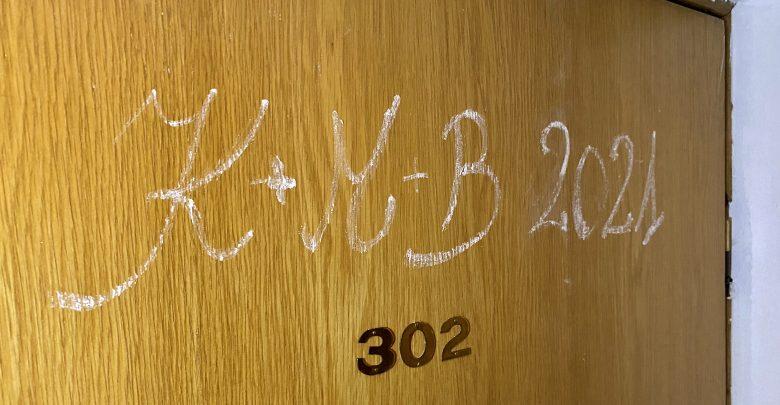 Episkopat: Oznaczajmy drzwi domów K+M+B lub C+M+B (fot.episkopat.pl)
