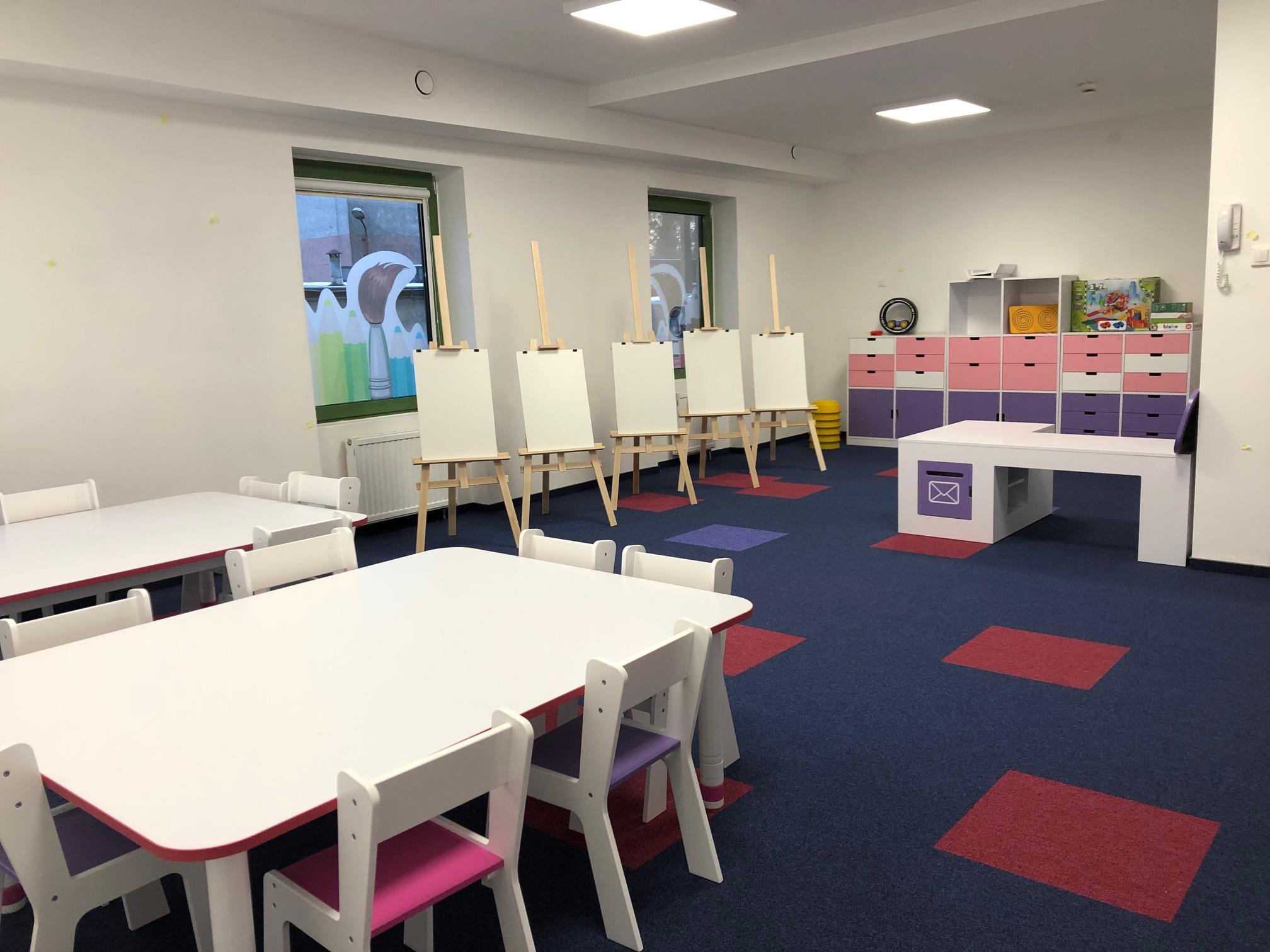 Przedszkole Baby Planet to nowa, prywatna placówka, w której realizuje się wiele innowacyjnych programów edukacyjnych dla dzieci. [fot. Baby Planet]