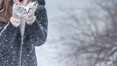 Pogoda na weekend. Spadnie śnieg! (fot.poglądowe/www.pixabay.com)