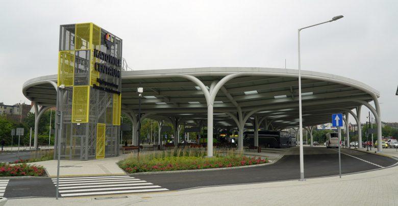 Katowice: Coraz więcej podróżnych korzysta z dworca Sądowa (fot.UM Katowice)