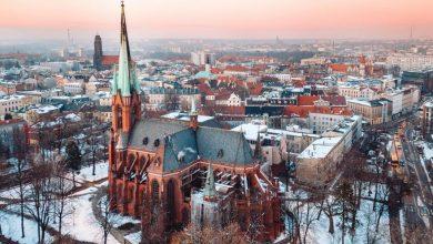 Dzwony z gliwickiej katedry uratowane! Specjaliści odkryli pęknięcia w dzwonnicy Katedry Piotra i Pawła fot. E. Paszkuta/UM Gliwice