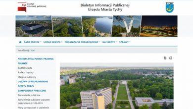 Tychy: Biuletyn Informacji Publicznej Urzędu Miasta w nowej odsłonie (fot.UM Tychy)