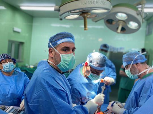 Sukces lekarzy z Gliwic! Rozpoczynają operacje operacje ratujące pacjentów onkologicznych