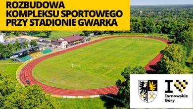 Tarnowskie Góry: Rozbudowa bazy TS Gwarek. Będą dwa nowe boiska i wybieg dla psów (fot.GZM)