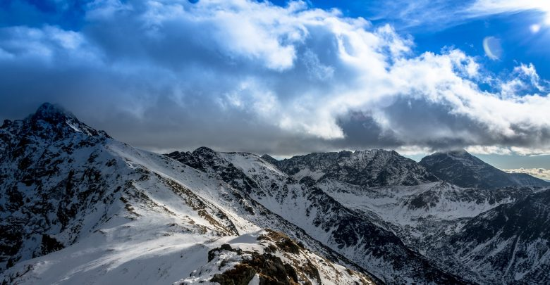 Bardzo trudne warunki na szlakach w Tatrach. Komunikat TPN (fot.poglądowe/www.pixabay.com)