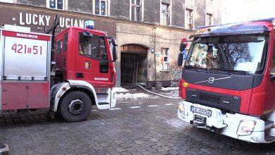 Kolejny pożar w Bytomiu! Ludzie uciekali z płonącej kamienicy [WIDEO]