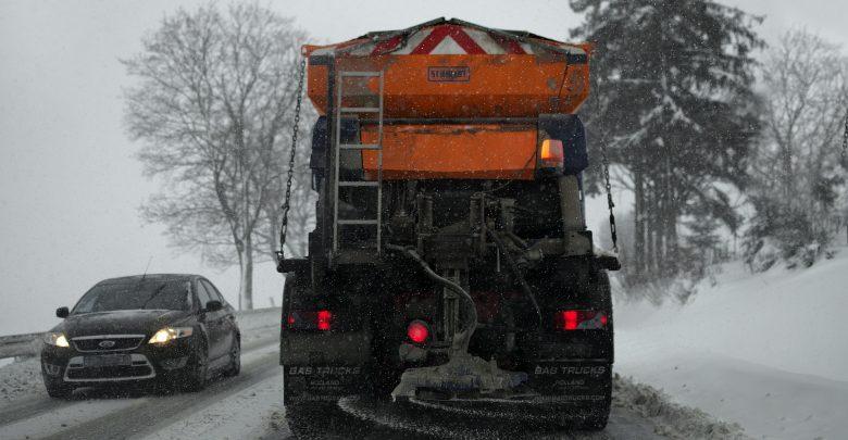 Akcja zima w Rybniku. Jak w praktyce wygląda zimowe utrzymanie dróg? (fot.poglądowe/www.pixabay.com)