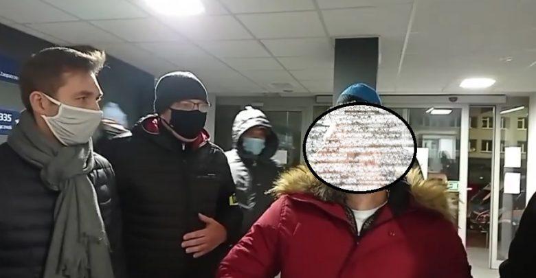 """Klub Face2Face w Rybniku zamknięty, właściciel zatrzymany przez policję. Apel właścicieli """"Zostańcie w domach!"""" (fot.Strajk Przedsiębiorców/facebook)"""