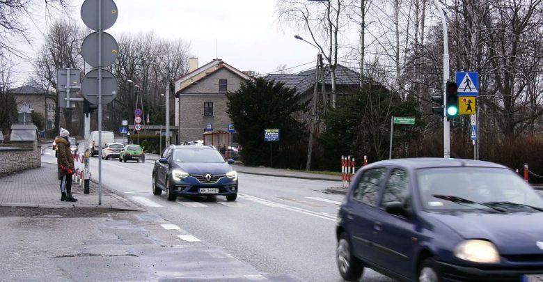 Bezprzewodowa i mobilna kamera na ulicach Bielska-Białej. To nowy bat na kierowców