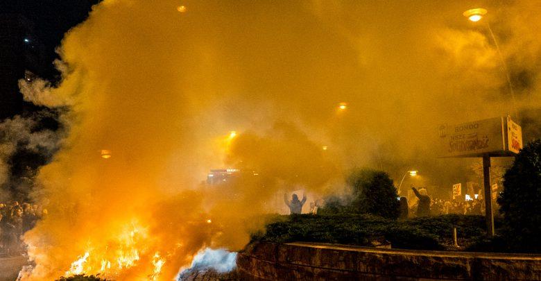 Będą protestować pod Komendą Miejską Policji w Jaworznie. Fot. P. Jędrusik